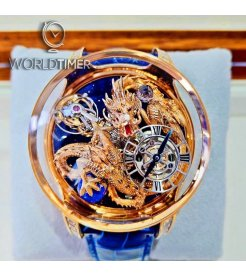 Jacob & Co. 捷克豹 [NEW] Astronomia Tourbillon Dragon Rose Gold Diamonds (Retail:CHF 1'250'000)