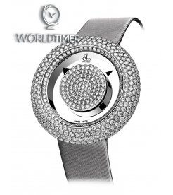 Jacob & Co. 捷克豹 [NEW] Brilliant Mystery Pave Diamonds 38mm BM526.30.RD.RD.A (Retail:HK$715,900)