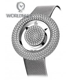 Jacob & Co. 捷克豹 [NEW] Brilliant Mystery Pave Diamonds 44mm BM556.30.RD.RD.A (Retail:HK$801,800)