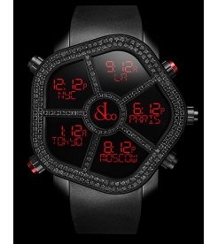 Jacob & Co. 捷克豹 [NEW] Ghost Black Diamonds Bezels GH100.11.SU.PB.A (Retail:HK$107,000)