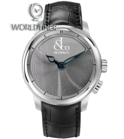 Jacob & Co. 捷克豹 [NEW][LIMITED 69 PIECE] Caligula White Gold CL100.30.NS.AB.A (Retail:HK$658,700)