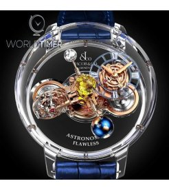 Jacob & Co. 捷克豹 [NEW][LIMITED 9 PIECE] Astronomia Flawless AT125.80.AA.SD.A
