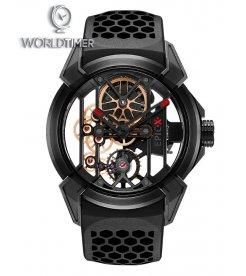Jacob & Co. 捷克豹 [NEW] Epic X Black Titanium EX100.21.NS.PX.A