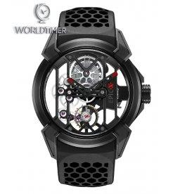 Jacob & Co. 捷克豹 [NEW] Epic X Black Titanium 550.100.21.NS.PY.4NS