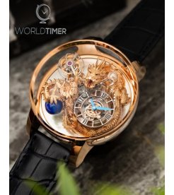 Jacob & Co. 捷克豹 [NEW] Astronomia Dragon Mother of Pearl