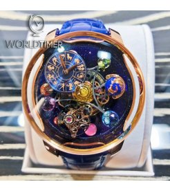 Jacob & Co. 捷克豹 Astronomia Solar Zodiac Tourbillon AS310.40.SP.ZK.A (Retail:HK$2,798,400)