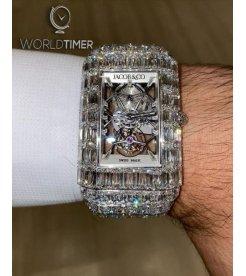 Jacob & Co. 捷克豹 [NEW] The Billionaire ASHOKA®️ BL121.30.BD.UD.A30BD (Retail: HK$70,000,000)