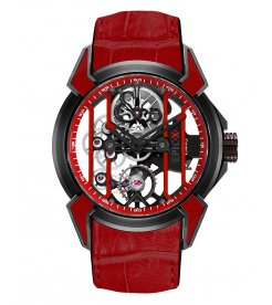 Jacob & Co. 捷克豹 [NEW] EPIC-X RACING RED EX100.21.RR.RW.A (Retail:HK$189,000)