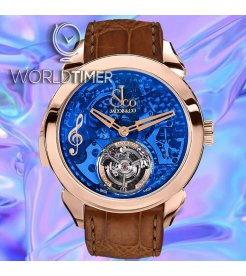 Jacob & Co. [NEW][LIMITED 12 PIECE] Palatial Flying Tourbillon Minute Repeater PT500.40.NS.OB.A (Retail:HK$2,529,500)