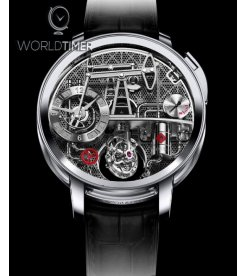 Jacob & Co. 捷克豹 [NEW MODEL] Oil Pump Tourbillon
