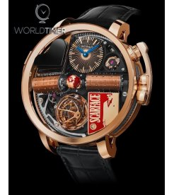 Jacob & Co. 捷克豹 [NEW][LIMITED 88 PIECE] Opera Scarface Musical Watch OP110.40.AK.AA.ABALA (Retail:US$360,000)