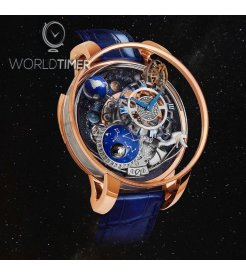 Jacob & Co. 捷克豹 [NEW][LIMITED 18 PIECE] Astronomia Maestro AM500.40.AC.SD.A (Retail:HK$6,864,000)