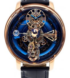 Jacob & Co. 捷克豹 [NEW][LIMITED 18 PIECE] Astronomia Sky Tourbillon Rose Gold AT110.40.AA.WD.A (Retail:HK$5,984,000)