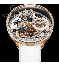 Jacob & Co. 捷克豹 [NEW] Astronomia Fleurs de Jardin Ladies Watch (Retail:HK$3,168,000)