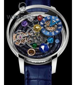 Jacob & Co. 捷克豹 [NEW MODEL] Astronomia Solare Zodiac Mens AT150.60.AA.UA.ABALA