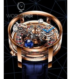 Jacob & Co. 捷克豹 [NEW][LIMITED 9 PIECE] Astronomia Casino AT160.40.AA.AA.A (Retail:HK$5,456,000)