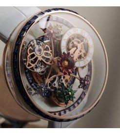 Jacob & Co. 捷克豹 [NEW]Astronomia Fleurs de Jardin Icy Blue AF321.40.AB.AA.A (Retail:HK$3,168,000)