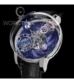 Jacob & Co. 捷克豹 [NEW MODEL][UNIQUE] Astronomia Milky Way (Retail:CHF 540,000) - SOLD!!