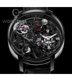 Jacob & Co. 捷克豹 [NEW] Astronomia Meteiers D'Art Black Dragon AT112.31.DR.UA.A (Retail: HK$10,000,000)