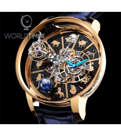 Jacob & Co. 捷克豹 [NEW] Astronomia Chinese Zodiac Rose Gold AT100.40.AC.AC.CBALA (Retail:HK$4,752,000)