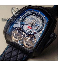Jacob & Co.捷克豹 [NEW][LIMTED 18 PIECE] Twin Turbo Furious Bugatti TT200.21.AA.AA.A (Retail:HK$4,620,000)