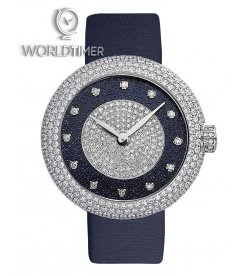 Jacob & Co. 捷克豹 [NEW] Brilliant Half Pave 44mm Blue Universe BQ030.10.RH.MA.A (Retail:HK$353,200)
