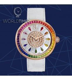Jacob & Co. 捷克豹 [NEW][LIMITED 101 PIECE] Brilliant Rainbow Rose Gold BA537.40.GR.KW.A (Retail: CHF 69'000)