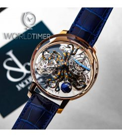 Jacob & Co. 捷克豹 [NEW][UNIQUE] Astronomia Octopus Tourbillon AT120.40.OU.SD.B (Retail:HK$7,744,000)