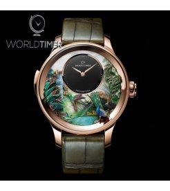 Jaquet Droz 雅克德罗 [NEW] Tropical Bird Repeater 47mm J033033200 (Retail:CHF 680'400)
