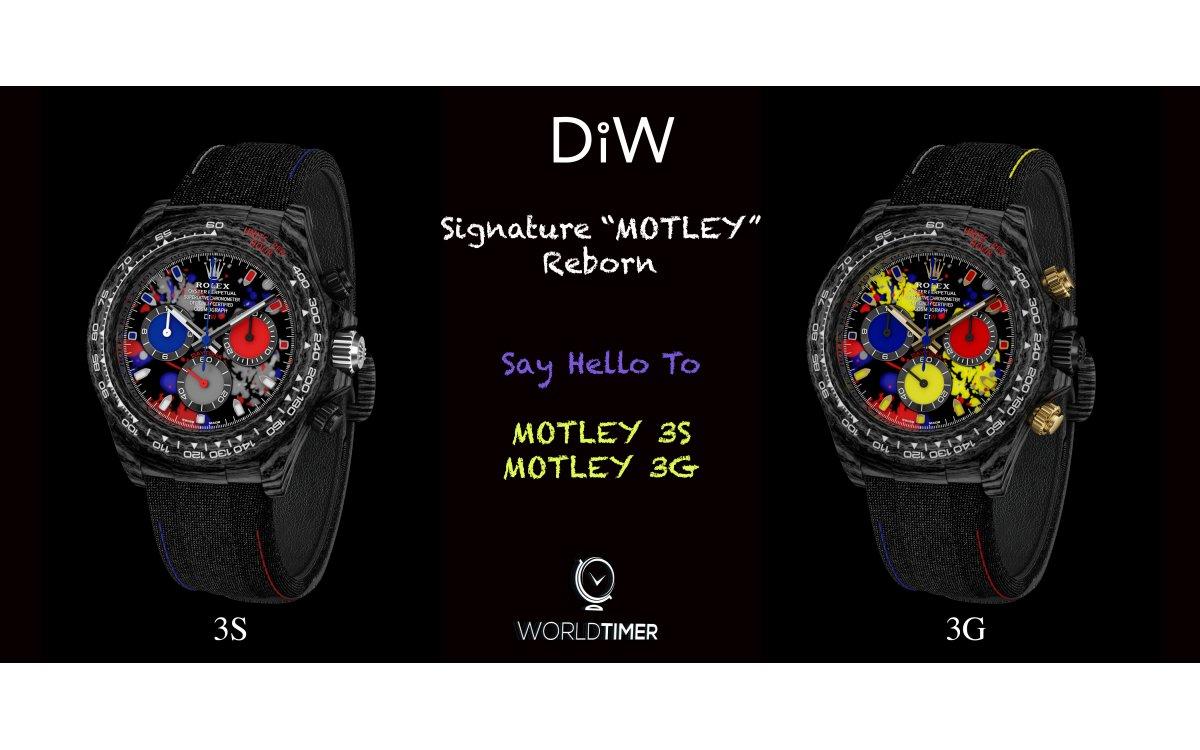 "Signature ""MOTLEY"" Reborn!!"