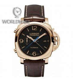 Panerai [NEW] PAM 525 Luminor 1950 3 Days Flyback Chrono Automatic