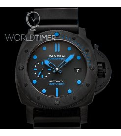 Panerai [NEW] Luminor Submersible 47mm 3 Days Carbotech PAM 1616 (Retail:HK$135,500)