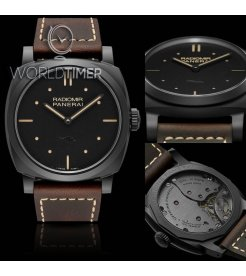 Panerai [NEW] Radiomir 1940 3 Days Ceramica 48mm PAM 577 Watch (Retail:HK$84,800)