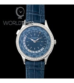 Patek Philippe [2019 NEW] Complications World Time White Gold 7130G-016