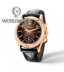Patek Philippe [2019 NEW MODEL] Complications Annual Calendar Chronograph 5905R
