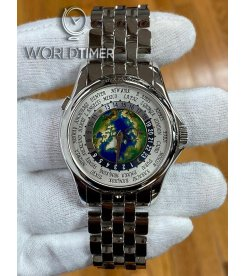 Patek Philippe [2017 NEW] Complications World Time Platinum 5131/1P