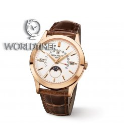 Patek Philippe [NEW] Grand Complications Perpetual Calendar 5496R (Retail:HK$657,800)