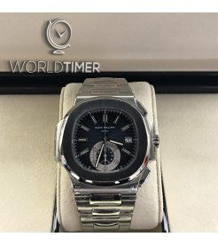 Patek Philippe [2013 USED] Nautilus Chronograph Blue Dial 5980/1A