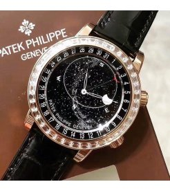 Patek Philippe [NEW] Grand Complications Celestial Rose Gold 6104R