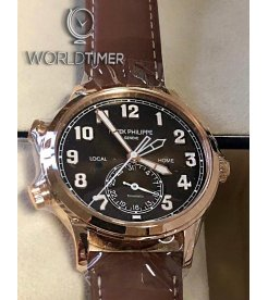 "Patek Philippe ""Tiffany & Co."" [NEW] Calatrava Pilot Travel Time 5524R"