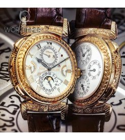 Patek Philippe [2014 NEW][LIMITED 7 PIECE] 175th Commemorative Collection Grandmaster Chime 5175R