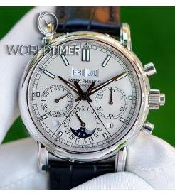 Patek Philippe [NEW] 5204P Split-Seconds Chronograph Perpetual Calendar
