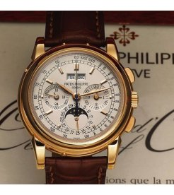 Patek Philippe [2006 USED] Grand Complications 5970R Perpetual Calendar Chronograph