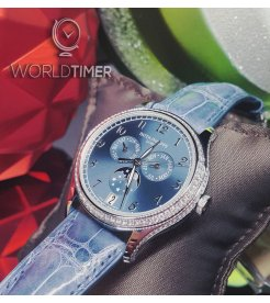 Patek Philippe [NEW] Complicated Ladies Watch 4947G (Retail:HK$373,500)