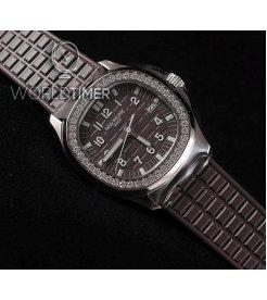 Patek Philippe [NEW] Aquanaut Ladies 5067A-023 Brown Dial
