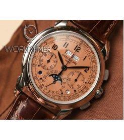 Patek Philippe [NEW] 5270P Perpetual Calendar 'Salmon Dial' (Retail:CHF 165'000)