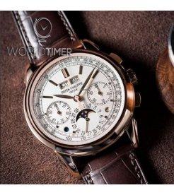 Patek Philippe [NEW] 5270R Perpetual Calendar Chronograph (Retail:HK$1,230,700)