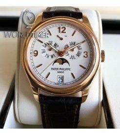 Patek Philippe [NEW] Annual Calendar Complication Rose Gold 5146R (Retail:HK$309,800)
