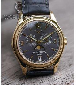 Patek Philippe [NEW] Complications Yellow Gold Mens 5146J-010 (Retail: HK$296,200)