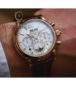 Patek Philippe [NEW] Grand Complication Perpetual Calendar Split Second Chronograph 5204R